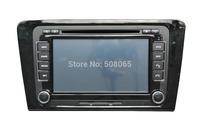 "7"" car dvd navigation for Volkswagen  Bora  with DVB-T + 4G SD GPS map -8783d"