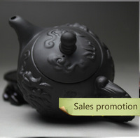 Chaozhou are recommended Undressed ore mud collecting zhu decoration kung fu tea set 150 ml