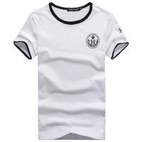 short sleeve t-shirts men tee shirts plus size M L XL XXL XXXL 4XL 5XL 6XL free shipping ZGQT75