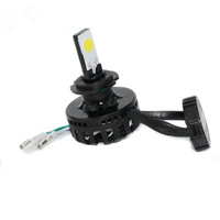Super Vision 1600 Lumen H7 LED Motorcycle Headlight