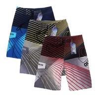 Hot Men Sports Shorts Boys Surf Board Shorts Cool Beach Swimwear Y074z