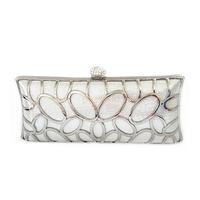 New Arrival Women's Handbags Mini Evening Bag  Elegant Diamante Women Clutch Bags 6 Colors Party Wedding Bag Bolsas FreeShipping