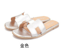 Women slippers, women slippers of out of shoes, sandals h - ms Roman fashion The 0089 free shipping