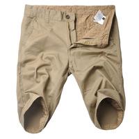 2014 Spring Summer Brand New Fashion Mens Short Casual Sport Pants Linen Outdoors Joggers Trousers Sweatpants Dress Shorts Mens