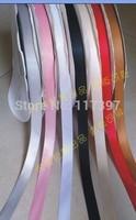 Colorful ribbon with custom logo 5000pcs/lot