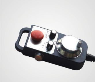 1474 Electronic MPGS Manual Pulse Generator Handwheel Encoder Portable Handheld Box 5VDC 100PPR(China (Mainland))
