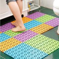 Hot sale freedom stitching slip mats bath mat PVC mats carpet mats wholesale
