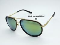 2014 free shipping new man and woman fashion polarized sunglass 1:1 brand sunglasses original quality sunglasses with box MM171