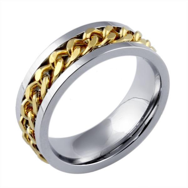 Beautiful Golden Rings Beautiful Golden Chain Ring