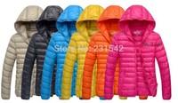 New 2014 Spring Autumn Winter Men Women Casual Down Coat Jacket Outerwear Thin Warm,Fashion Brand man Winter parka Lovers