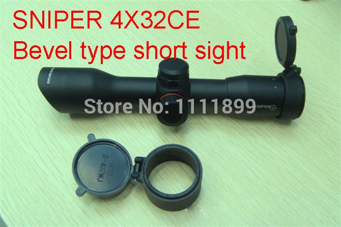 Винтовочный оптический прицел SNIPER 4 X 32  4X32CE куплю оптический прицел сс таско 10х42