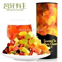 2014,Flower fruit tea, Fruits tea, 150g,Flavored fruit tea,