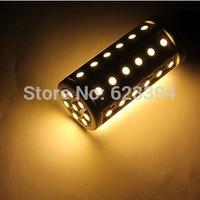 Free shipping E14 44 Leds Warm White 420lm SMD 5050 Soptlight Spot Corn Light Bulb Lamp