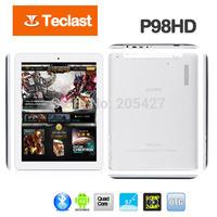 Free Shipping 9.7inch Teclast P98HD quad core Android 4.2 2GB RAM 16GB ROM RK3188 IPS 2048*1536 screen