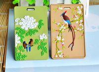 Free shipping luggage tag souvenir gifts / custom made 3D cartoon travel luggage tag / MK0363 luggage tag,promotional