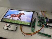 HDMI+2AV+VGA+Rear View Driver Board+10.1inch B101UAN02.1 1920*1200 IPS LCD Display