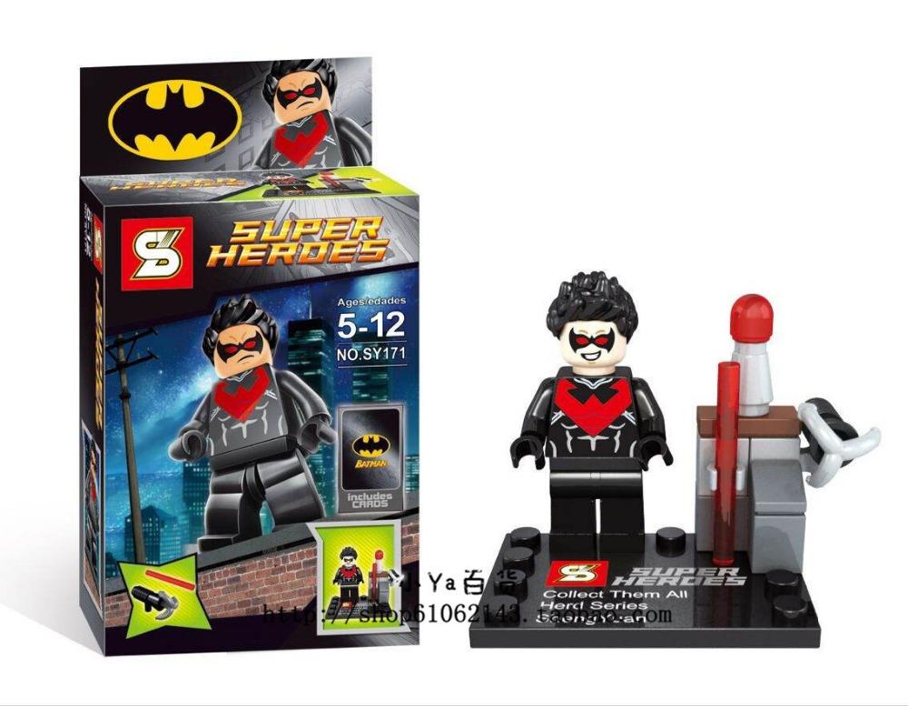 LEGO Batman Minifigures 2015