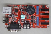 free shipping TF-M5NUR Single-Dual and Full colour led display control card for led screen