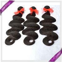 6A Unprocessed Brazilian Virgin Hair Body Wave Bundles 3Pcs Lot Rosa hair products Cheap Human Hair Weaves Wavy Hair Extensions