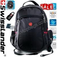 Men Swisslander,Swiss Army,Laptop backpack,Computer backpacks,Laptop bag,school backpack,notebook bag,for 15.6 inch macbook pro