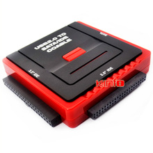 "Multi-function USB 2.0 2.5""/3.5"" SATA & IDE I/II HDD CD-ROM COMBO Docking Station SIC204-H23(China (Mainland))"