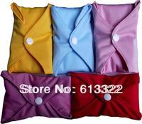 Free Shipping Wholesale Cloth Menstrual Pads 100% Bamboo Mama Cloth