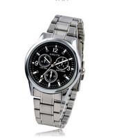 Amtun Stainless Quartz Watch Man Men Male Lady Women Wristwatch Classic Elegant 2014 New Arrival Men's Casual Watches Fashion