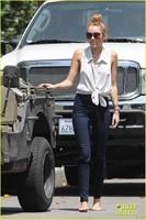 American style 2014 aa fashion  hip slim high waist jeans trousers pencil pants women's jeans female Elastic