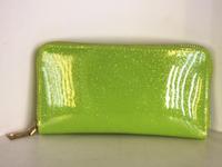 free shipping 2014 Design furly candy Wallets women wallets clutch wallet clutch purses ladies' jelly wallets