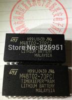 Free shipping, Stmicroelectronics M48T02-70pc1  150pc1    5PCS/LOT  DIP 100% NEW