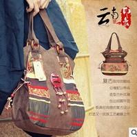 Hotselling new 2015 fashion women handbag all-match ol handbag messenger bag canvas bag shoulder bag women handbag