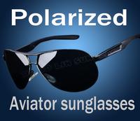 10pcs/lot Fashion Sunglasses Men Polarized Driving Sunglasses Women Brand Designer Polaroid Oculos Sun Glasses JL008