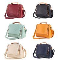 Free shipping hot sell women handbags, fashion PU school style Crown messenger bag, retro shoulder bag , female clutch bag