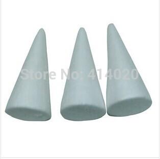 Wholesale 11Cm Christmas Children Diy Tools Natural White Styrofoam Cones Ornaments Balls for Handmade Diy Crafts(China (Mainland))