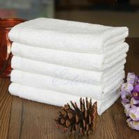 1Pc New Soft 100% Cotton 35*70cm Hotel Bath Towel Washcloths Hand Towels