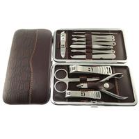 high-quality Beauty - Nail  set 12pcs per set nail-knife multiuse nail knife nail Cosmetology suit