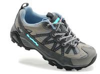 2014 new breathable waterproof hiking shoes women slip 213
