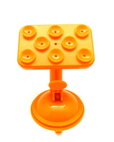 Color mount stand holder for cell phones, GPS devices, or for tablets C101