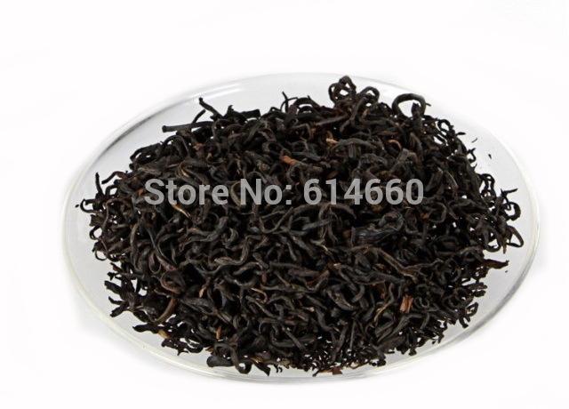 Buy 5 get 1 New tea 100G keemun black tea Black tea Keemun black tea Free