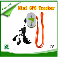 New Hot! Free shipping Original Mini GPS Personal Tracker With Android App Free Software Tracking