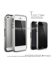 New 4thDesign T-type3 Premium Metal Bumper For IPHONE 5 5S
