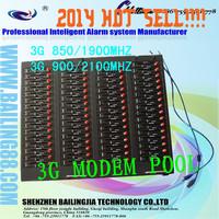 3G HSDPA WCDMA SL8082 64 Port Modem Pool(HSDPA 900/2100MHZ)