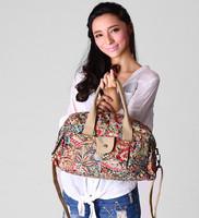 New arrive desigual women shoulder bag print flower women messenger bags crossbody bag for women