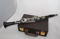 Professional Ebony Bb Clarinet HCL-308 sells at retail