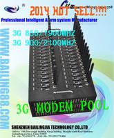 3G Modem Pool 32 Port Modem Pool SL3010T for SMS MMS SMS Machine
