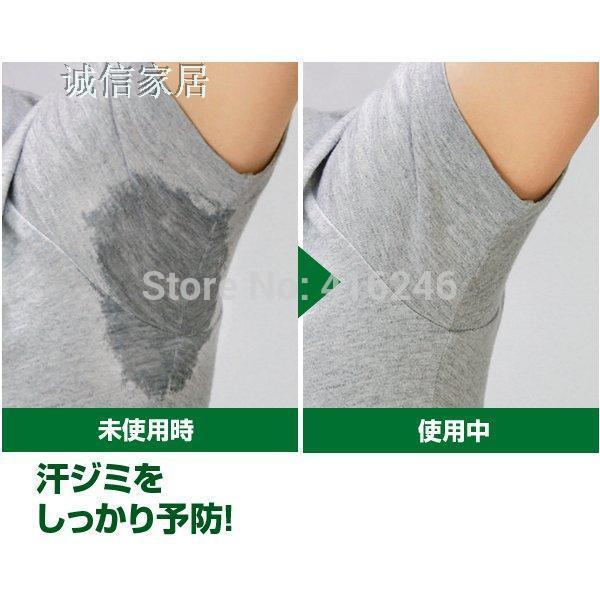 100x Disposable Underarm sweat Guard Pad Armpit Sheet Liner Dress Clothing Shield(China (Mainland))