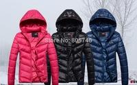 free shipping 2014 Spring Autumn Winter Women Casual cotton  Outerwear Warm Coats  Jackets  women