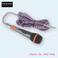 POWAVE karaoke microphone MIC 902 wired karaoke microphone kit