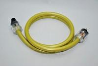 Van Den Hul M.C Hiend power cord with Oyaide P029 AC plug & C029 IEC connector  us power plug cable 1.5M