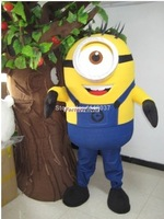 Despicable Me Minion Mascot Costume custom fursuit fancy costume cosplay kits fancy dress carnival dress anime theme
